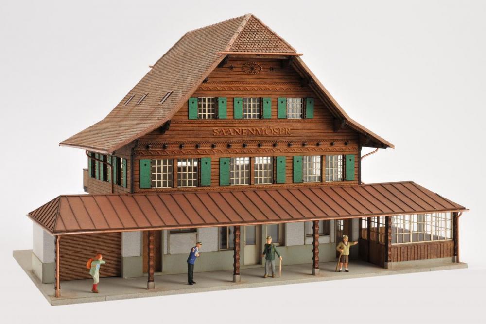 Gare de Saanenmöser ( H0m )
