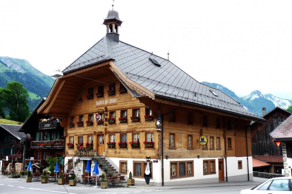 Hotel de ville de Rossinière (0)
