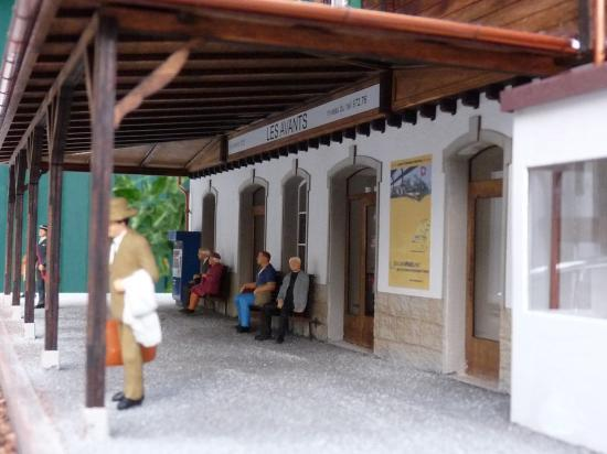 Gare MOB Les Avants (0m)