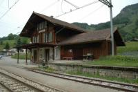 Gare de Rougemont / Rossinière ( MOB )( H0m )