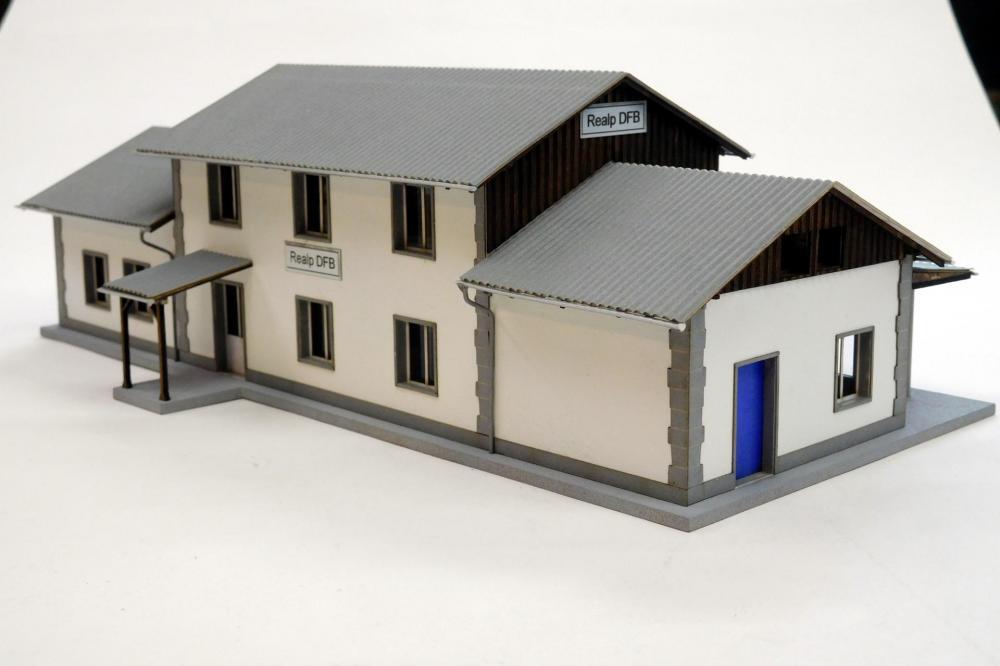 Gare Realp DFB (H0m)