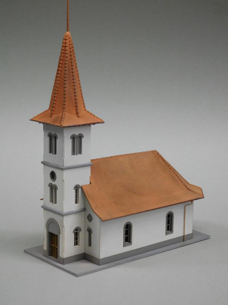 Eglise d'Echandens/VD (H0)