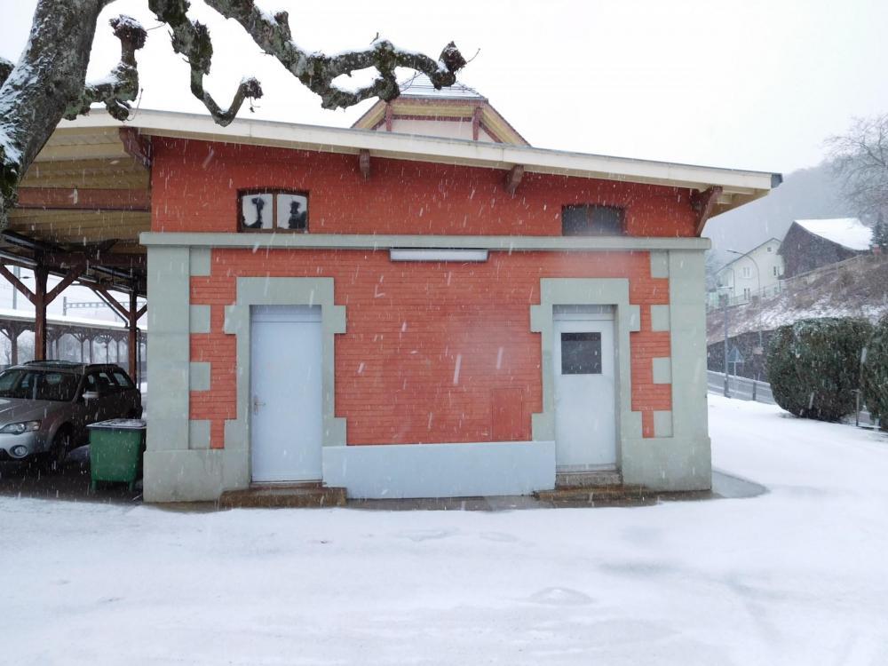 Toilette type Puidoux-Chexbres (H0)