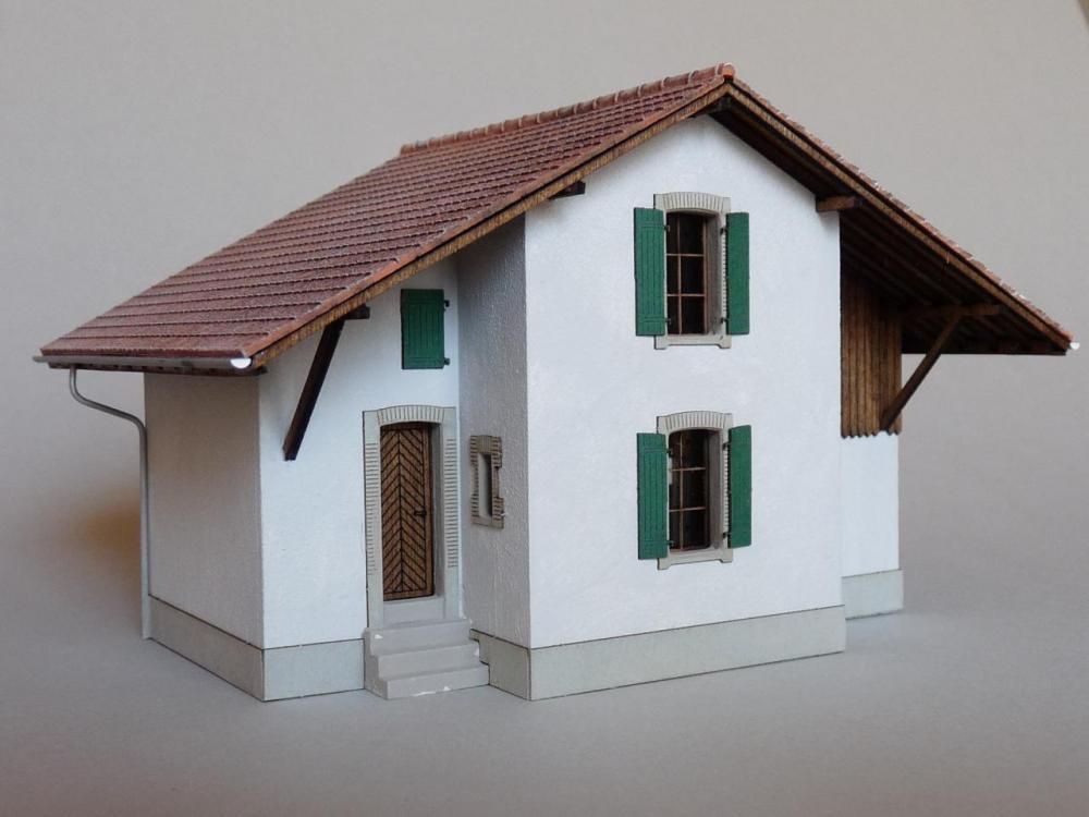Maison de garde barrières (0)