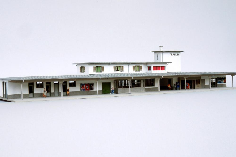 Gare de Flüelen SBB/CFF (0)