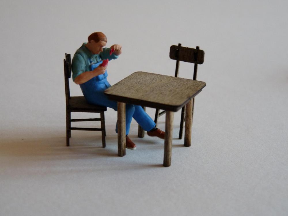 Table et chaises (0)