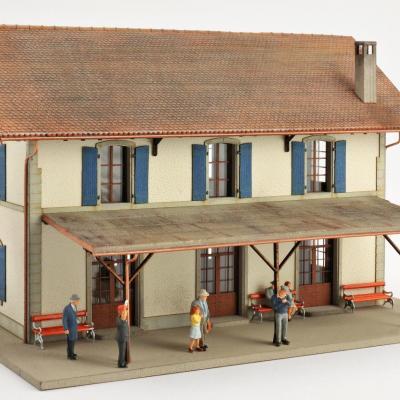 Gare de 3eme classe (0)