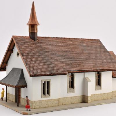 Chapelle des Avants ( H0 / H0m )