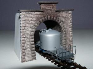 Tunnel de l'Albula (H0m)