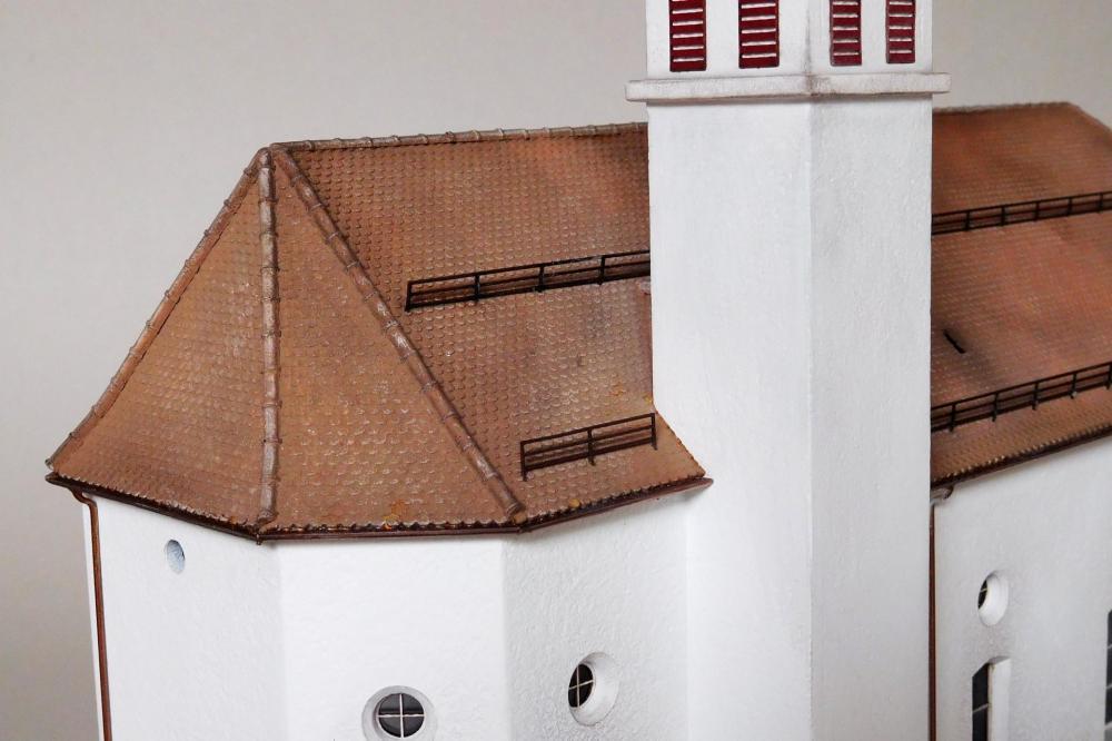 Eglise de Wassen (H0)