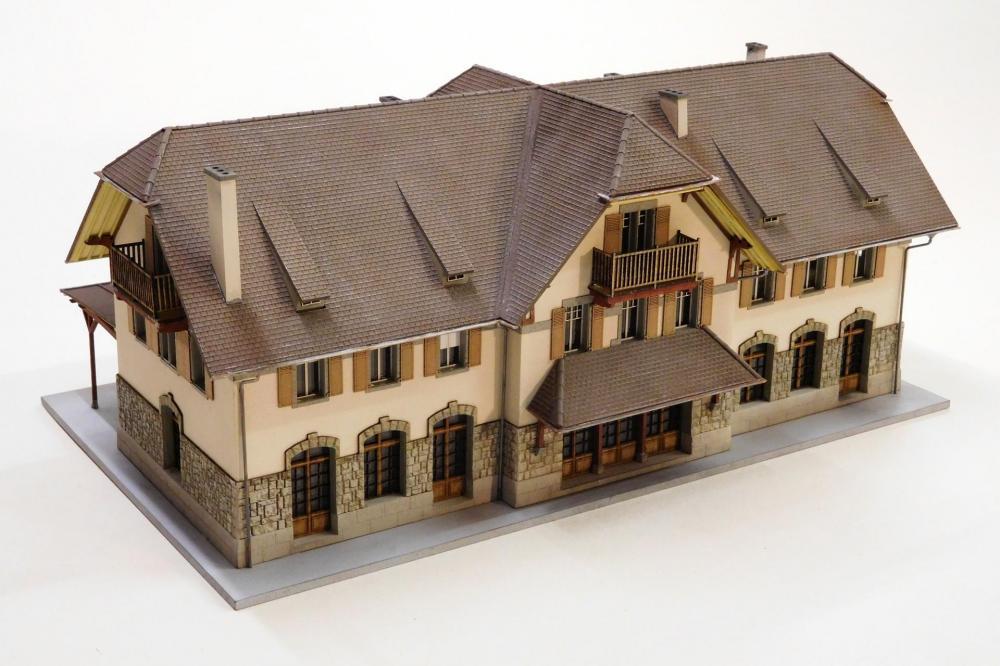 Gare de Puidoux-Chexbres (H0)