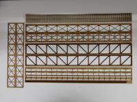 Treilli du viaduc de Flendruz(10 caissons)(origine)