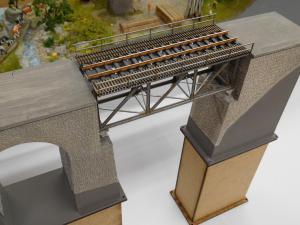 Treilli du viaduc de Flendruz(3 caissons)