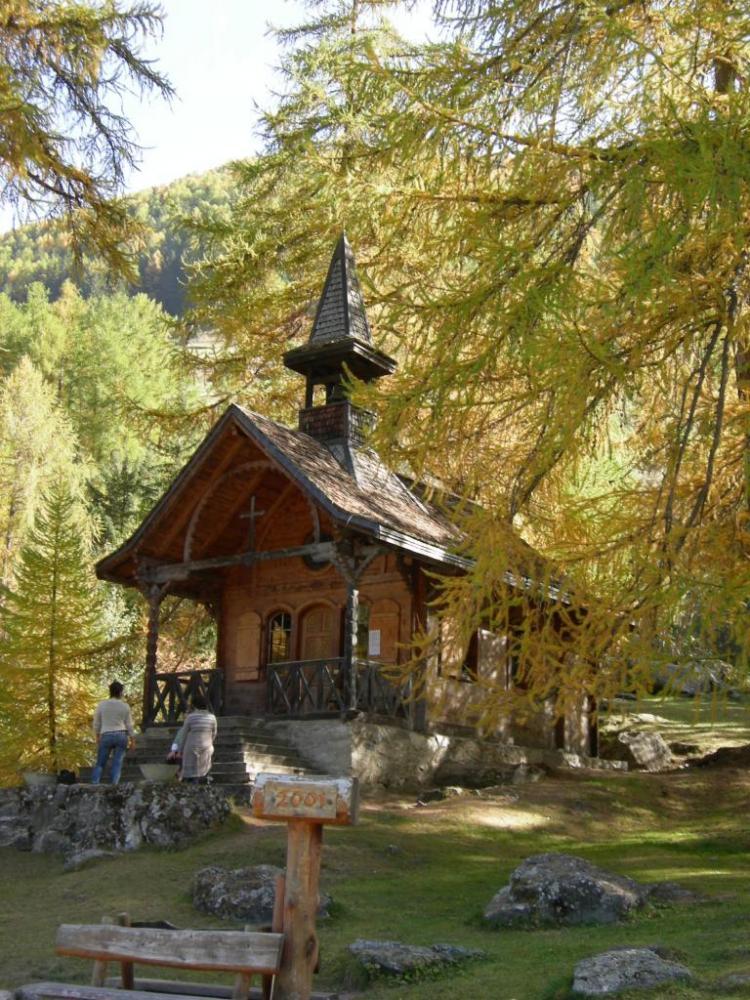 Chapelle du Bisse ( H0 / H0m )