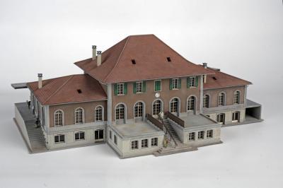 Gare de Morges (SBB/CFF)