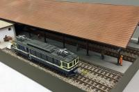 Gare de Zweisimmen H0/H0m