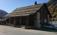 Halle à marchandises de Zernez (RHB)