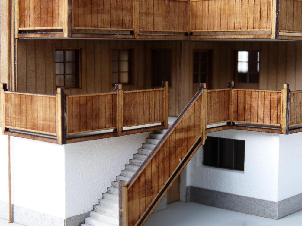 Hotel de ville de Rossinière (H0)