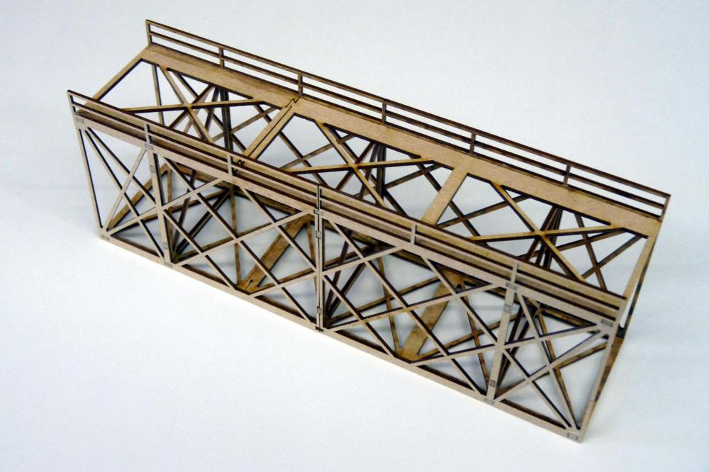 Viaduc modulable (H0m)
